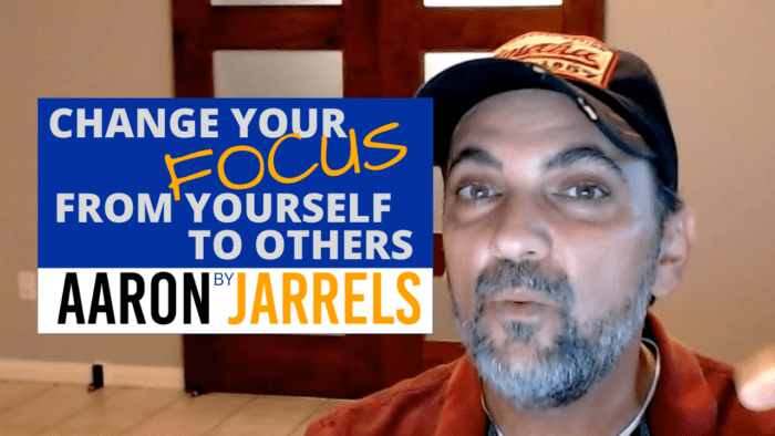 How to Change your focus in network marketing